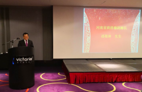 The Henan Business Delegation Visit Taiwan to Conduct Economic and Trade Exchanges, Boosting the Cooperation Between Henan and Taiwan to Reach A New Stage